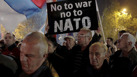 Montenegro parliament strips 2 anti-NATO lawmakers of immunity