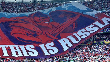'Barefaced lies': Russian football fan on BBC documentary British press reports