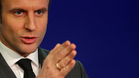 'Colonization was a crime against humanity': French presidential favorite Macron sparks firestorm
