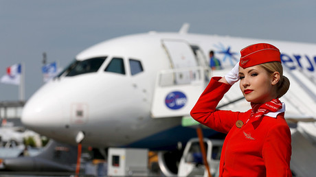 Love is in the air: Russian carrier offers passengers in-flight matchmaker service
