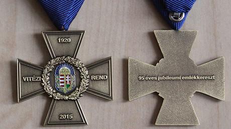 Vitzei Rend medal © wikipedia.org
