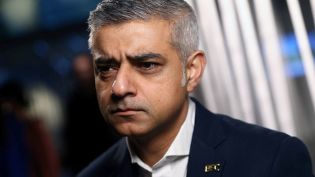 Mayor of London Sadiq Khan © Neil Hall / Reuters