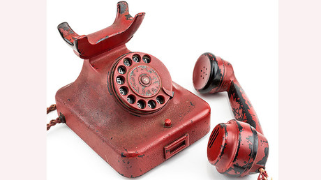 Hitler's phone used to 'send millions to their deaths' sold for $243,000 at US auction