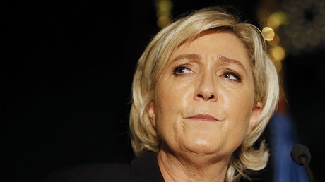 Police search Le Pen's National Front HQ over alleged misuse of EU funds