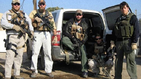 GK Sierra Security Contractors in Afghanistan © Wikipedia