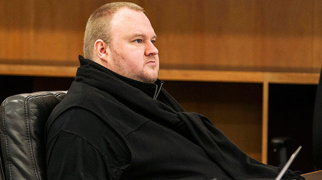 German tech entrepreneur Kim Dotcom © Nigel Marple
