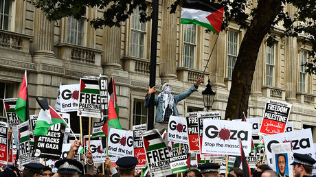 Pro-Palestine activism must be 'managed' under counter-extremism strategy, universities told