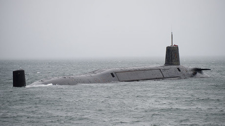 HMS Vengeance. © MoD Crown / Getty Images