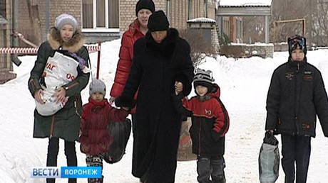 Sexual abuse & rape claims by children from Russian orphanage trigger probe