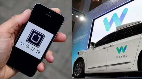 Uber accused of stealing its driverless car technology from competitor in federal lawsuit