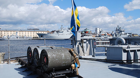 Sweden's military defense agency has reported an increase in spying activity at