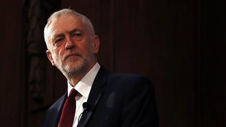 Jeremy Corbyn © Stefan Wermuth
