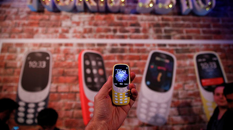 Nokia's 'indestructible' 3310 makes comeback 17yrs after debut