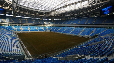 'Satisfied with current state': FIFA inspector on stadium condition at Zenit Arena