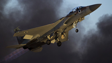 Israel launches retaliatory strikes on Hamas targets in Gaza (VIDEO)