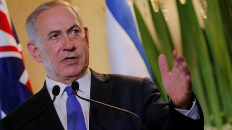 Israeli Prime Minister Benjamin Netanyahu © Jason Reed