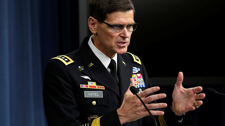 Syria safe zones 'a viable concept' top US military commander says