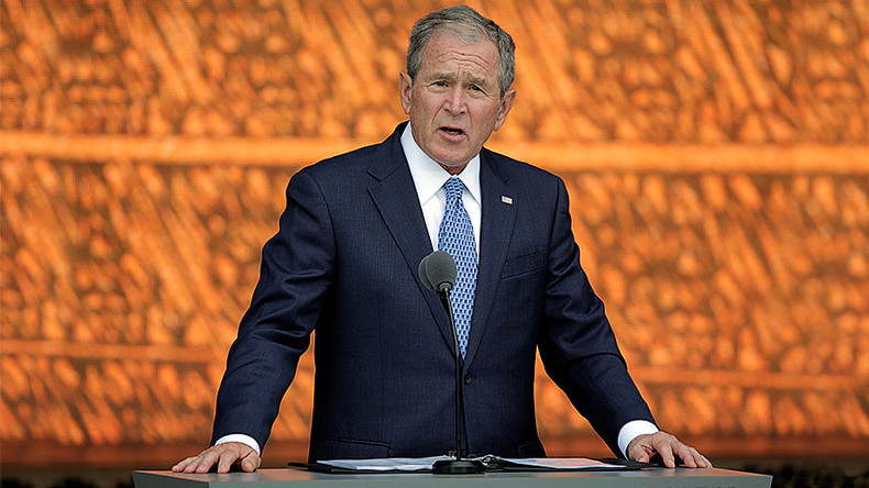 The morally reprehensible rehabilitation of George W. Bush