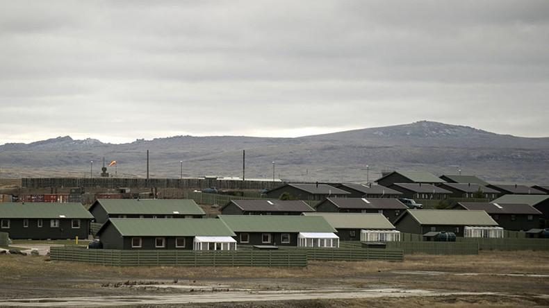 Argentina seeks answers over British RAF flights between disputed Falklands & Brazil