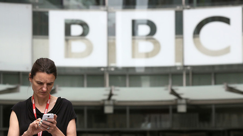 BBC & media industry favor hiring the 'well-connected and well-off,' director-general admits