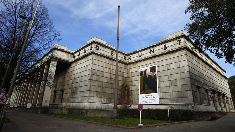 Scientologist 'mole' in famed Munich art gallery prompts German intel probe