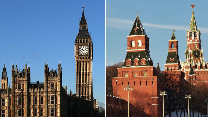 Russian Embassy welcomes MPs' calls for dialogue amid 'deplorable state' of UK relations