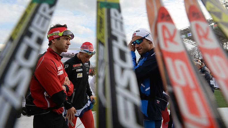 Russia is stripped of 2021 Biathlon World Cup in Tyumen