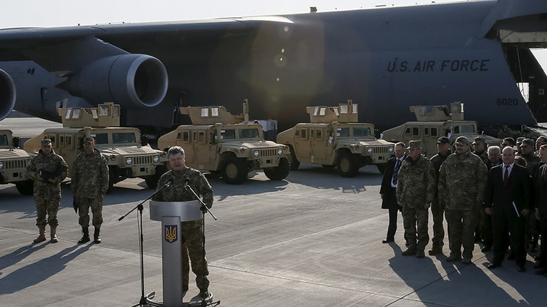 House bill would slash US lethal military aid to Ukraine by half