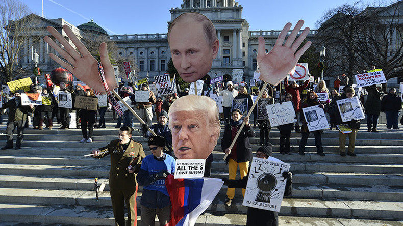 Corruptive connection: Talking to Russians tantamount to treason for team Trump