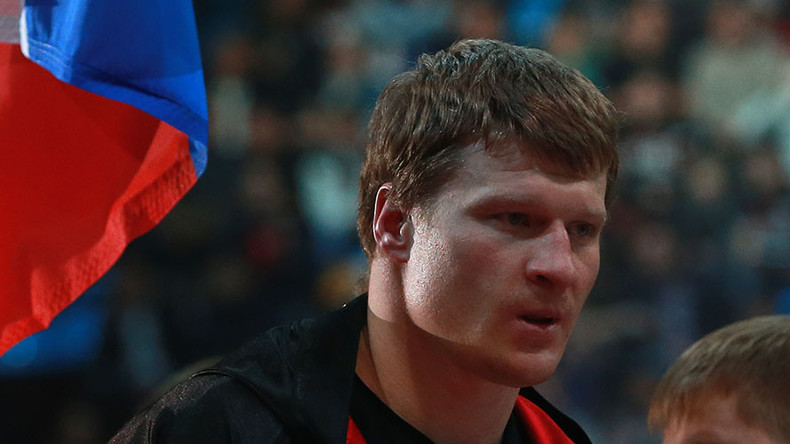 Boxer Povetkin banned indefinitely by WBC and fined for repeated doping violations