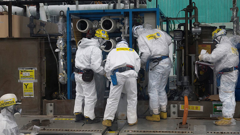 Fukushima disaster cleanup