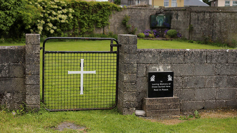 Mass infant grave found at former Catholic home for unwed mothers in Ireland