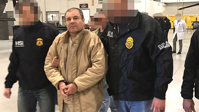 'Deport El Chapo': Will immigration crackdown trump criminal cases?