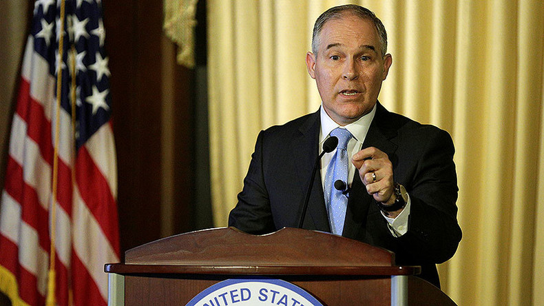 EPA allows thousands of fossil fuel companies to withhold data on greenhouse gasses