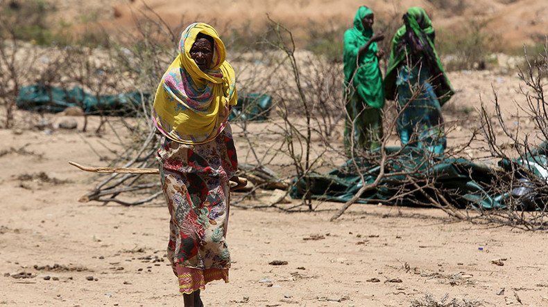 Somalia drought crisis: 110 people dead from hunger in 2 days, says PM
