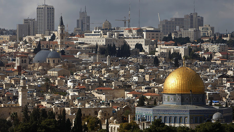 US delegation visits Israel to examine potential embassy relocation to Jerusalem – reports