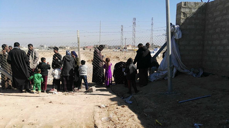 'Retribution': Iraqi Army jails families of suspected ISIS members, destroys their homes – HRW