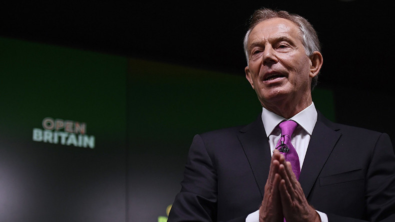 Ex-British PM Tony Blair in talks to become Trump's Middle East adviser – media