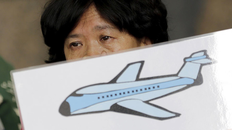 MH370 families take hunt in new direction on 3rd anniversary