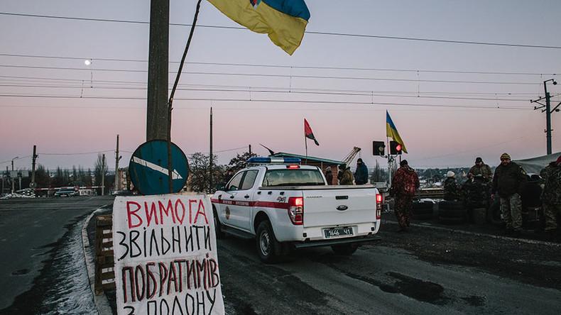 'Collapse of state power': Top Russian senator blasts Ukraine over railroad blockade