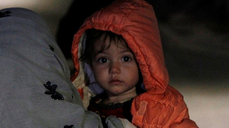 Child refugees at higher risk of being trafficked if UK doesn't take them in, MPs warn