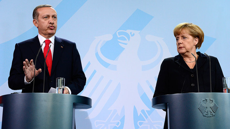 Berlin rejects Turkey's 'absurd' comparison of German policies to those of Nazi era