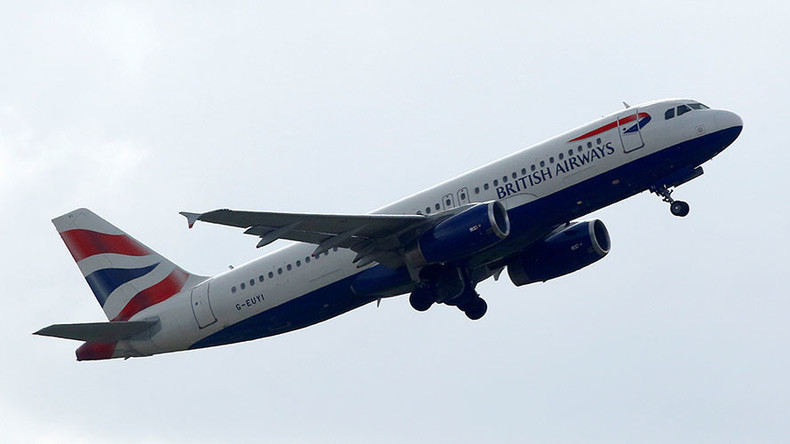 Please ensure your legs are in the upright position: BA to cut space for travelers