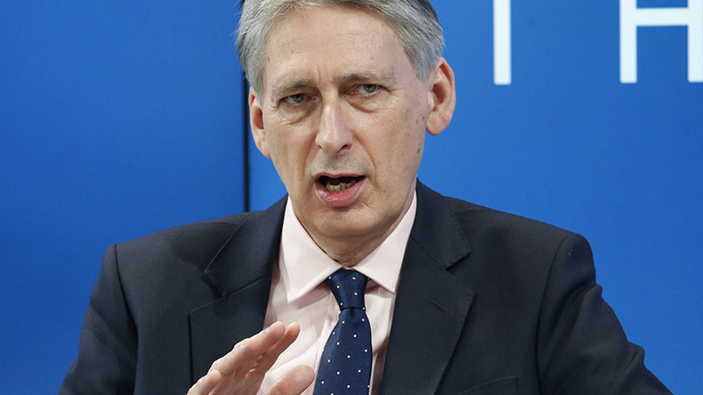 Calls for Tory Chancellor Hammond to publish taxes after Corbyn criticism
