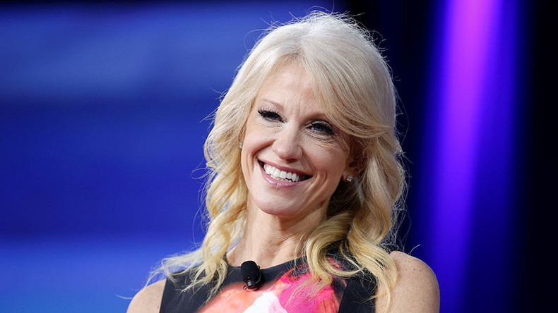 'It's all good fun': Kellyanne Conway equates 'alternative facts' saga to Oscars mix-up