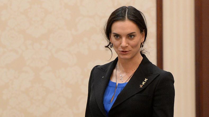 Yelena Isinbayeva joins new RUSADA supervisory board — RT ...