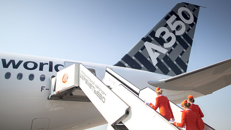 Russia's Aeroflot to cancel part of Airbus A350 order - sources