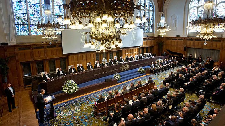 Moscow accuses Ukraine of misleading intl court, denies terrorism & racial discrimination claims