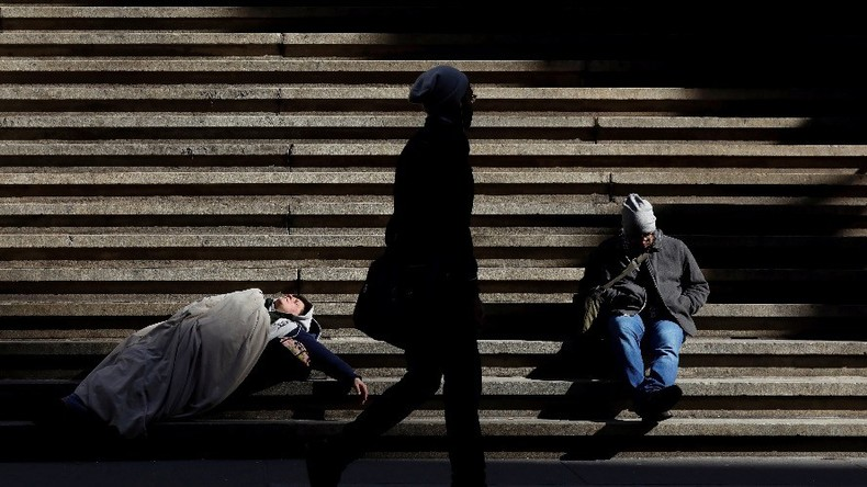 Homeless charities turning in rough sleepers to immigration authorities