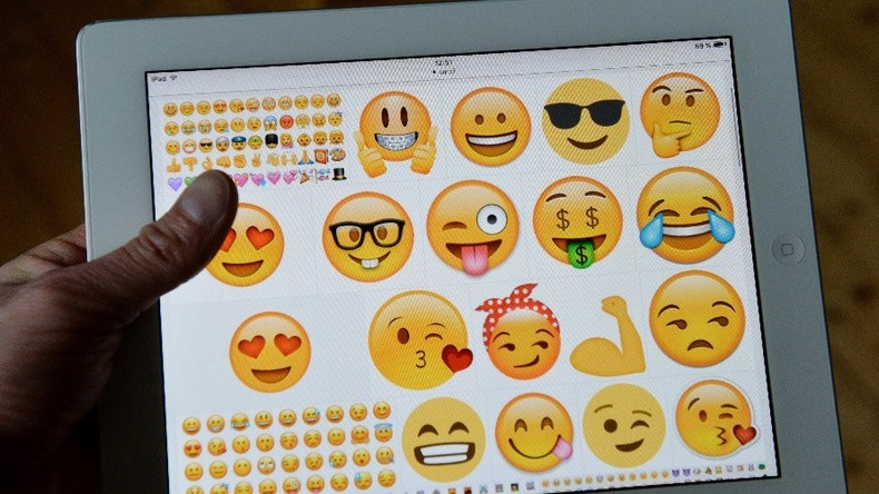 Thinking face: Emojis read like secret code in CIA #Vault7 spy leaks